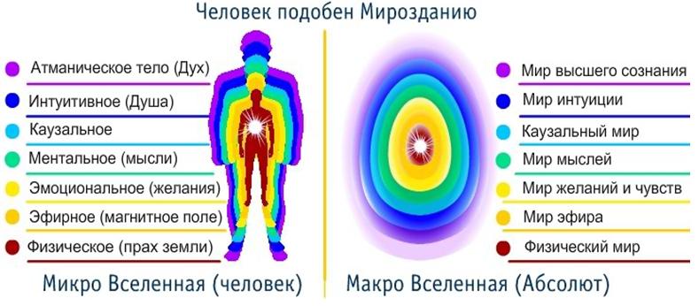 Ментальное тело картинка